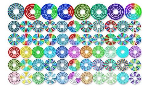 color changing hula hoop