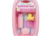 baby doll bath set